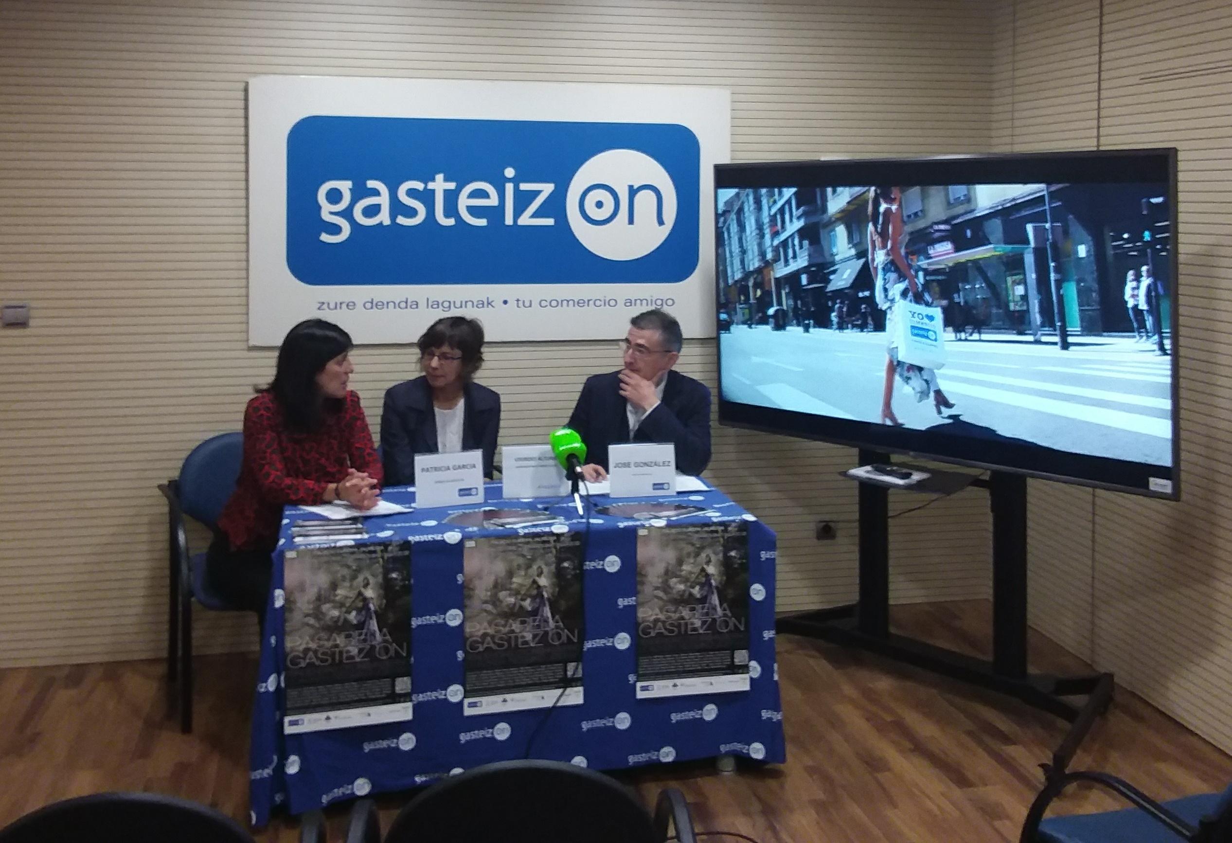 Presentación Pasarela Gasteiz On Otoño- Invierno